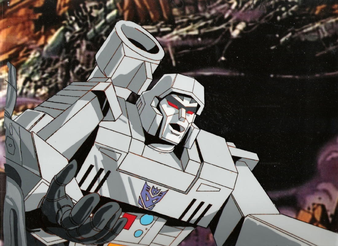 After the Autobots had successfully destroyed the asteroids threatening Cybertron Megatron and the other Decepticons attacked the Ark while Shockwave remained behind