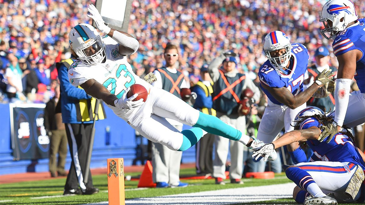 Projecting The Production Jay Ajayi PhinsNews