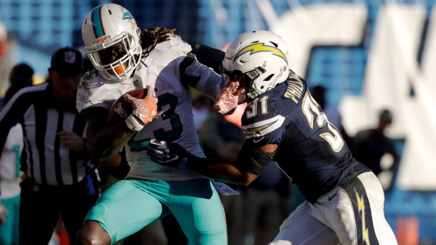 The Dolphins need a large dose of Ajayi to establish their identity in 2017