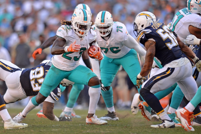 Dolphins win against the Saints because their Offensive line will win in the trenches