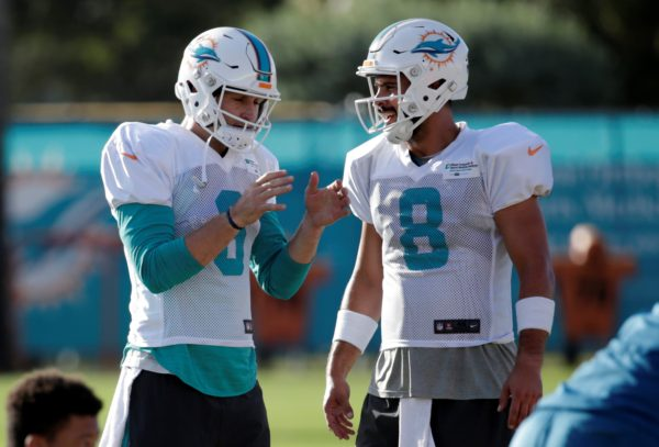 Gase must make a change with this offense or the Fins will be 1-3