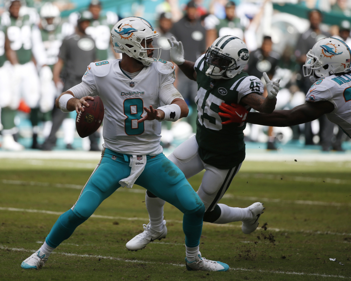 Despite being on their 3rd QB, Dolphins have quieted doubters