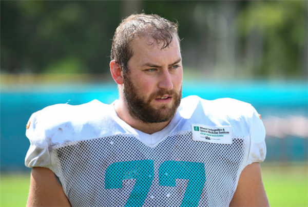 Davis could end up a nice find for a a team starved of talent on the O-line