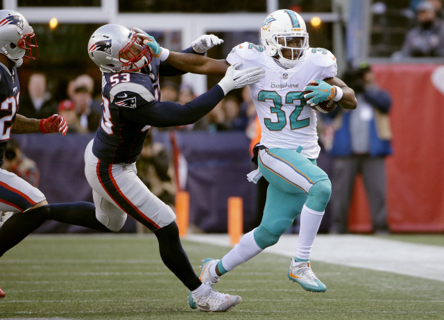 The Dolphins must now face the Patriots to show they are improving and not just lucky